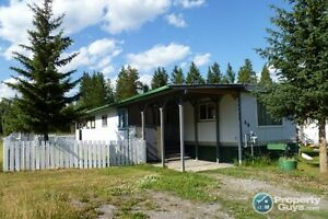 Mobile Home in Sparwood