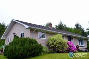 Well built & maintained, detached garage & so much more!