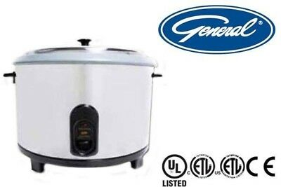 General Commercial Rice Cookerwarmer 23 Cup 6 Quart Capacity Model Grc23