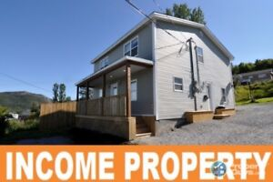 Attention investors: Two unit income property with many upgrades