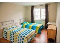 UNMISSALE TWIN in CENTRAL LONDON with 3 WEEKS DEPOSIT !