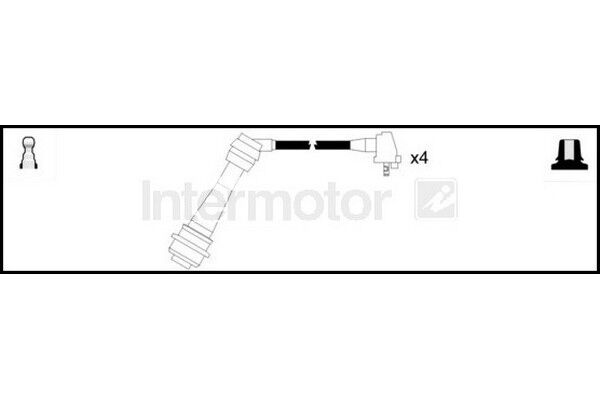 Ignition Leads LEXUS GS : IS : InterMotor 76102