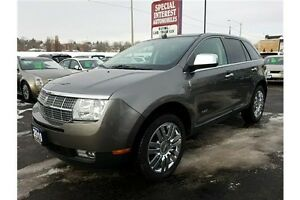 2010 Lincoln MKX Base AWD !!! CHROME WHEELS !!! LEATHER !!! S...