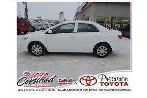 2013 Toyota Corolla CE Lease Return, One Owner, Heated Seats,...