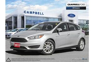 2015 Ford Focus SE AUTOMATIC-AIR CONDITIONING-POWER GROUP