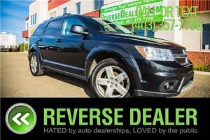 2012 Dodge Journey SXT & Crew ** COMMAND START, HEATED SEATS **