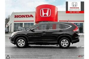 2014 Honda CR-V LX MULTI-ANGLE REAR VIEW CAMERA WITH GUIDELIN... Cambridge Kitchener Area image 3