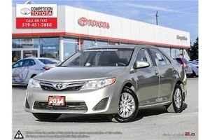 2014 Toyota Camry LE London Ontario image 1