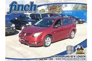 2004 Pontiac Vibe Base SOLD AS IS / AS TRADED