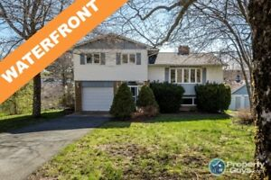 Spectacular 3 Bed/3 Bath Lakefront Home