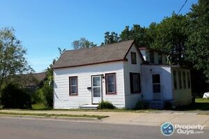 Centrally located 1.5 storey home is a perfect starter home
