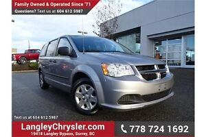 2013 Dodge Grand Caravan SE/SXT W/ POWER ACCESSORIES & A/C