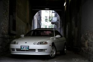 1993 Toyota Soarer *safetied*