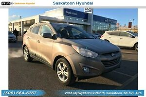 2013 Hyundai Tucson GLS AWD - Leather Heated Seats - Bluetooth