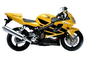 Clean Title 2002 CBR600 F4i Frame - Have Title Ready To Transfer