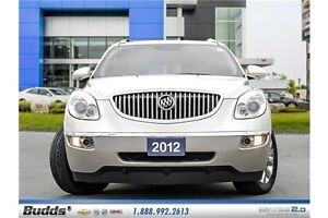 2012 Buick Enclave CXL Safety & E Tested