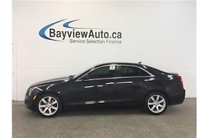 2014 Cadillac ATS - ROOF! HEATED LEATHER! ONSTAR! CRUISE!