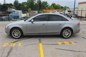 2010 Audi A4 2.0T | Premium Quattro Kitchener / Waterloo Kitchener Area image 2