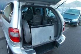 Wheelchair Accessible Chrysler Voyager 2.8CRD auto Executive
