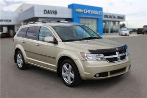 2010 Dodge Journey R/T - Leather, Nav, Bluetooth and more!