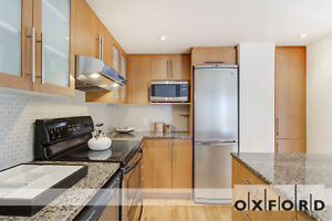 Luxurious 1 Bed + Den Suite- Live in over 940 Sq. Ft
