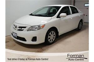 2012 Toyota Corolla S - Bluetooth | Heated Seats