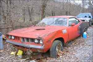 Finders fee for  mopar muscle car