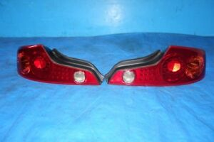 JDM Infiniti G35 Coupe 2-Door Tail Lights Lamps 2003-2005 Skylin