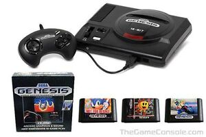 Buying your Sega Genesis & Games Collection - Big or small
