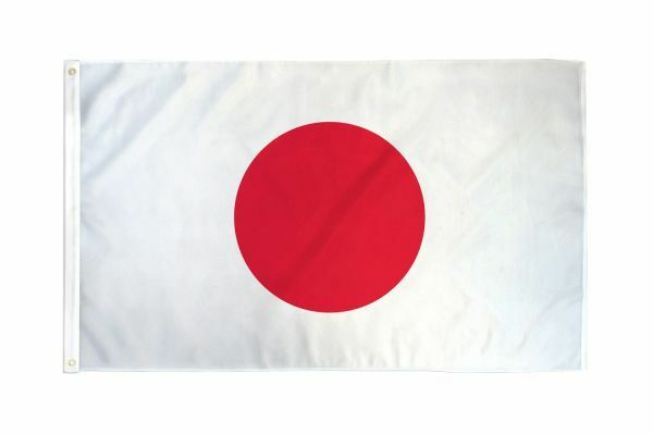 3x5 japan flag country banner new indoor