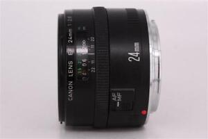 Canon EF 24mm f/2.8 lens