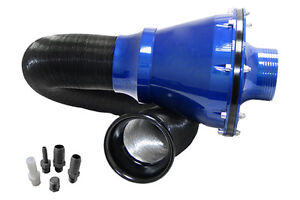 Universal Typhoon Cold Air Intake Induction System Kit With Air Box & Filter WV