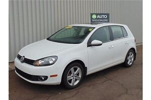 2011 Volkswagen Golf 2.5L Sportline THIS WHOLESALE CAR WILL B...