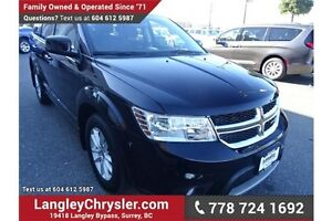 2015 Dodge Journey SXT w/ 3rd Row Seating & Dual Zone Climate