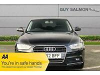 2012 Audi A4 TDI SE TECHNIK - Reasons to buy - Effortlessly desirable - High-qua