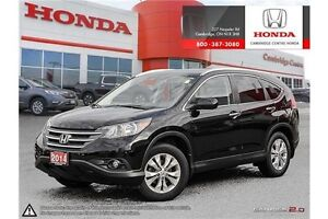2014 Honda CR-V Touring GPS NAVIGATION | POWER SUNROOF | LEAT...