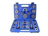 US Pro by BERGEN tools 21PC BRAKE CALIPER WIND BACK TOOL SET
