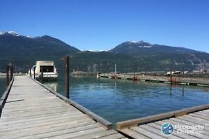 Private marina and beach on 3.48 acres Kootenay Bay ID 196133
