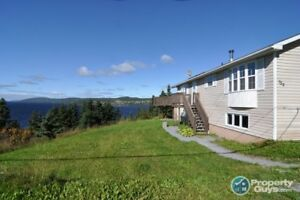 View of the Bay of Islands, 2 unit income property!