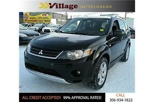 2009 Mitsubishi Outlander XLS Leather Interior, Heated Seats,...
