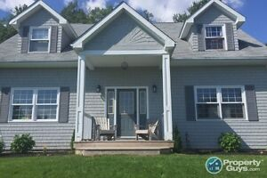 NEW! 3 bedroom, 2.5 bath Cape Cod with an attached double garage