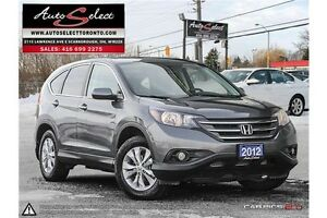 2012 Honda CR-V AWD ONLY 99K! **EX MODEL** SUNROOF **BACK-UP...