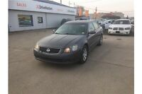 2005 Nissan Altima 2.5 SL Leather! Power Options