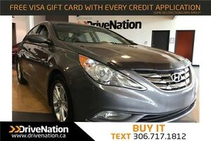 2011 Hyundai Sonata GLS LOW KILOMETERS! GREAT RIDE!