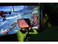"""Nvidia shield 5"""" best portable gaming device"""