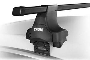 Thule roof rack systems square and aero bars  instock now