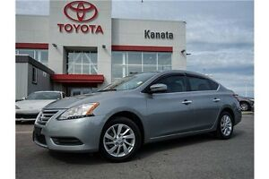 2014 Nissan Sentra SV+Alloys+Sunroof