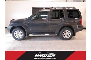 2012 Nissan Xterra SV 4X4, ROOF RACK, TOW PACKAGE