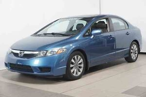 2009 HONDA CIVIC EX-L CUIR+SUNROOF+MAG