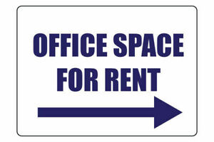 OFFICE SPACE FOR RENT!